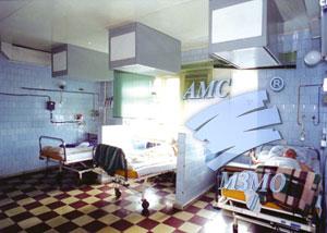 Аэрационная установка очистки и обеззараживания воздуха (БОВ)