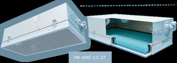 Распределитель воздуха РВ-АМС-12.37